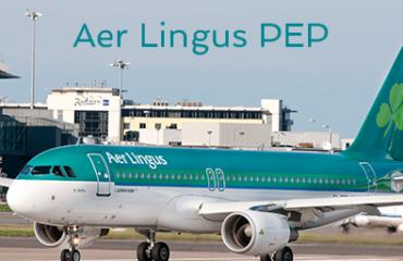 Aer Lingus PEP als Beitragsbild