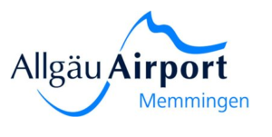 Allgaeu Airport Logo
