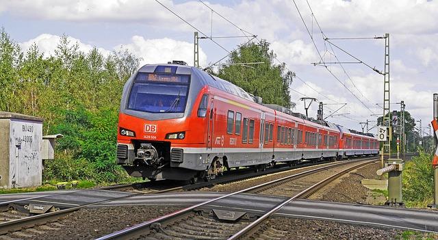 Beitragsbild Regionalbahn bei DB-PEP der Deutsche Bahn