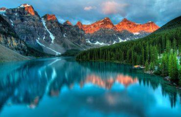 Alberta, Kanada, USA