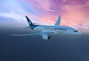 Mexiko, Aeromexico, Dreamliner, Boeing