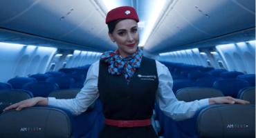 Mexiko, Stewardess, Aeromexico
