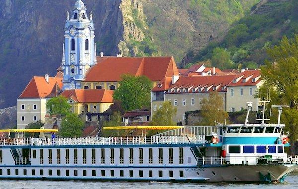 Donau, Flusskreuzfahrt, Katharina, Expedienten, PEP