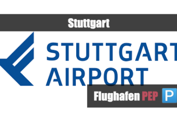 Stuttgart, PEP, Parken, Flughafen