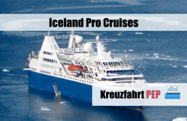 pepGuru, PEP, Schiff, Kreuzfahrt, Iceland, Expedient, Reisebüro