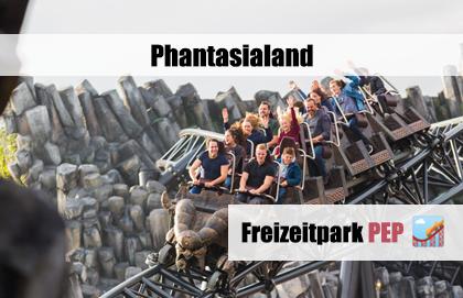 Phantasialand, Freizeitpark, PEP, Expedient, Reisebüromitarbeiter, Ermäßigung, Spaß, Fun, Action