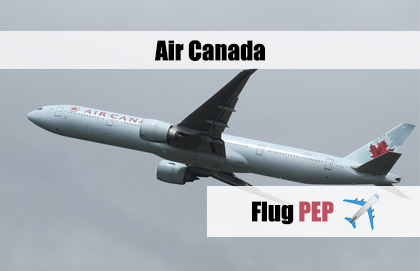 pepGuru, Air Canada, Flug PEP, Expedient, PEP