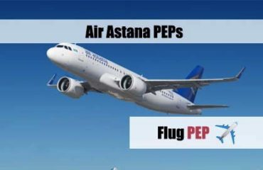 PEP, Expedient, Travelagent, Reisebüro, Flug, Air Astana