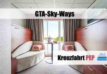 PEP, pepGuru, Expedient, Travelagent, Rabatt, Reisebüro, Reisen , Kreuzfahrt