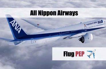 All Nippon Airways, Flug, Expedienten, Travelagent, Reisebüro, PEP