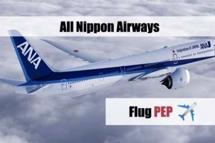 All Nippon Airways, Flug, Expedienten, Travelagent, Reisebüro, PEP